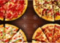 The Pizza Menu