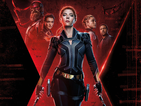 EXCLUSIVE FILM REVIEW: BLACK WIDOW (12A) ESP RATING: 3.5/5