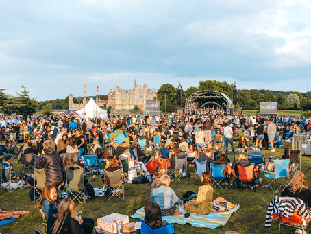 CLASSIC IBIZA BRINGS A TASTE OF THE BALEARICS TO BURGHLEY HOUSE IN STAMFORD