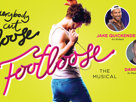 JAKE QUICKENDEN CUTS LOOSE AND IS HEADING TO PETERBOROUGH IN 80s MUSICAL
