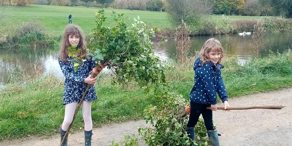 Tree Hunts and Broomsticks