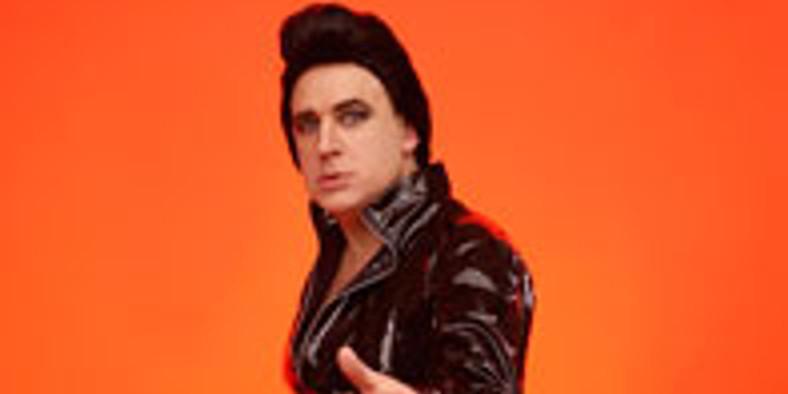 Tim Vine is Plastic Elvis