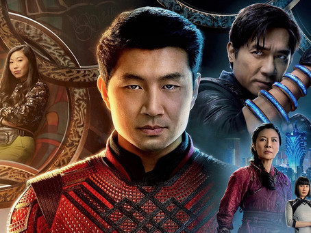 FILM REVIEW: SHANG-CHI & THE LEGEND OF THE TEN RINGS (12A) ESP RATING: 3.5/5