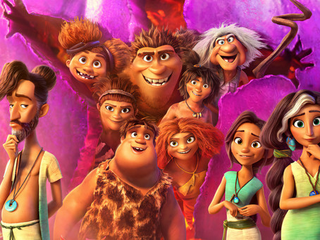 FILM REVIEW: THE CROODS 2 – A NEW AGE (U) ESP RATING: 3/5