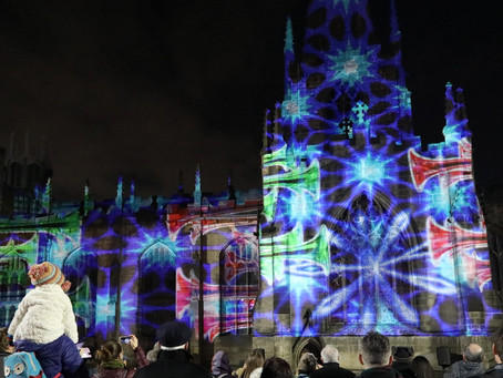 PETERBOROUGH CATHEDRAL TO STAGE AMAZING ILLUMINATIONS