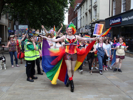 PETERBOROUGH SET TO CELEBRATE WITH PRIDE FESTIVAL AND PARADE