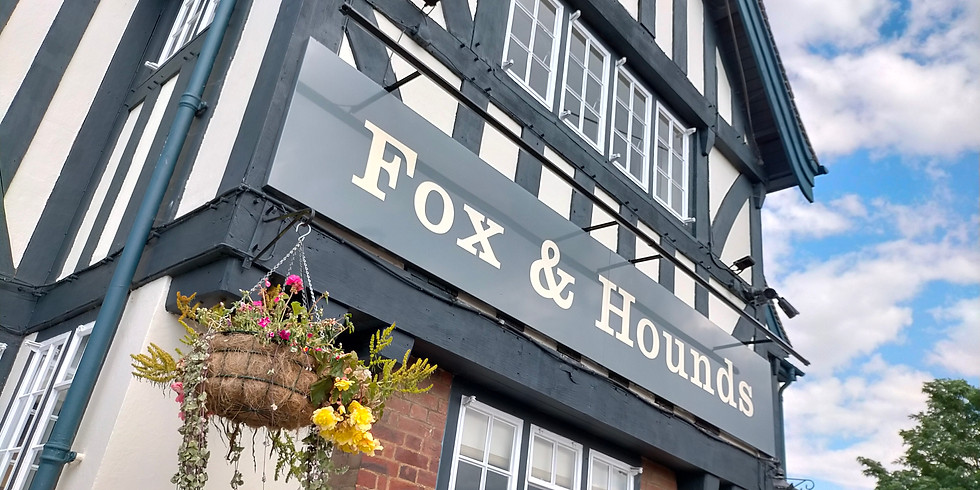 The Fox & Hounds Beer Festival