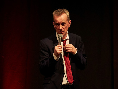 ESP REVIEW: FRANK SKINNER AT THE NEW THEATRE!