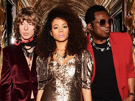 THE BRAND NEW HEAVIES HEADING FOR THE CRESSET