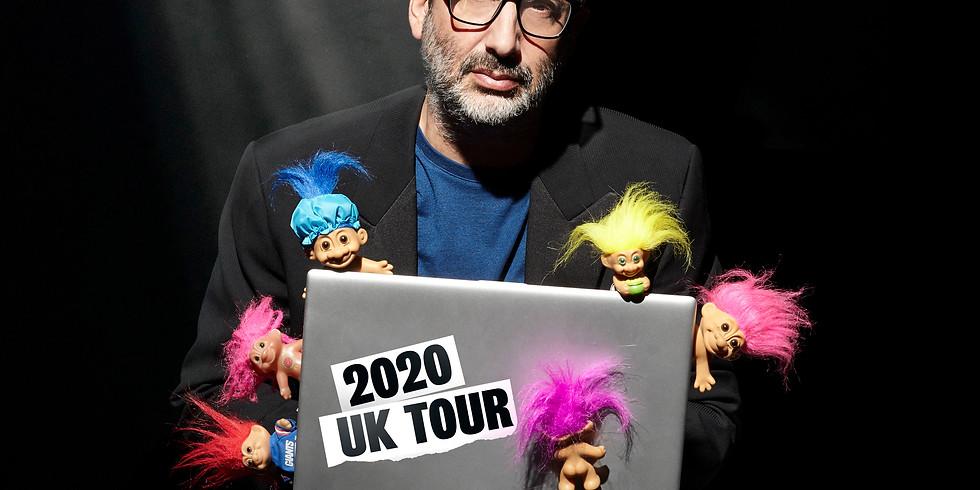 David Baddiel - Trolls: Not The Dolls