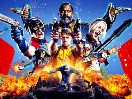 FILM REVIEW: THE SUICIDE SQUAD (15) ESP RATING: 3.5/5