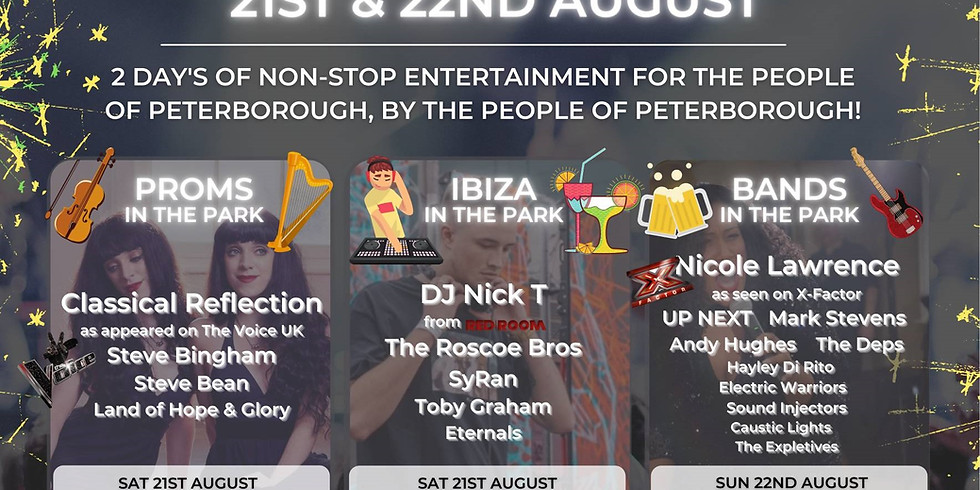 Central Park Music Festival: Bands in the Park