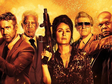 FILM REVIEW: HITMAN'S WIFE'S BODYGUARD (15) ESP RATING: 2.5/5