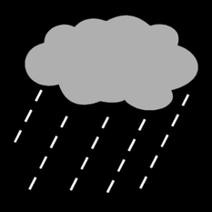 Sateen ropina
