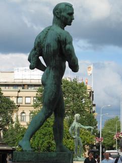 Pirkkalaisveistokset, Tampere