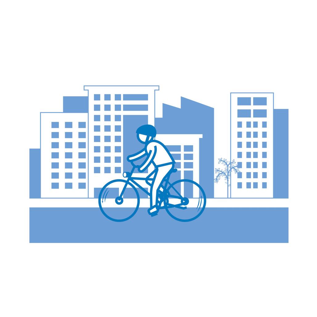 Pyöräillä