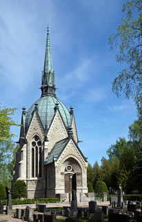Juséliuksen mausoleumi, Pori