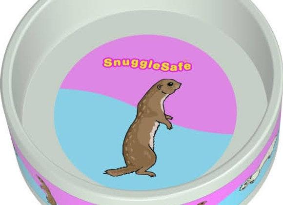 SnuggleSafe Ferret Food Bowl.