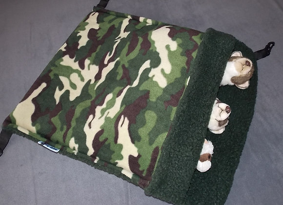 Giant Snuggle Sack, Forest Camo.
