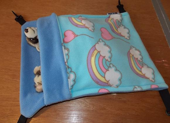 Large Snuggle Sack, Love Rainbows.