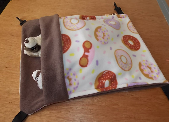 Large Snuggle Sack, Doughnuts.