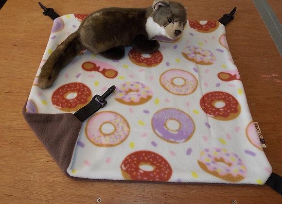 """19"""" Hammock, Doughnuts."""