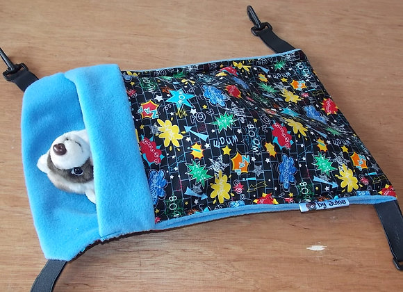 Small Snuggle Sack, Pow Boom!