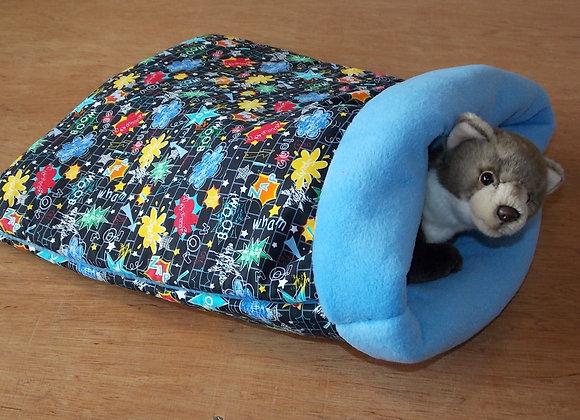 Padded Sleeper Sack,Pow Boom!