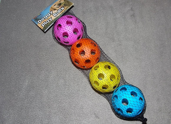Pack of 4 Balls