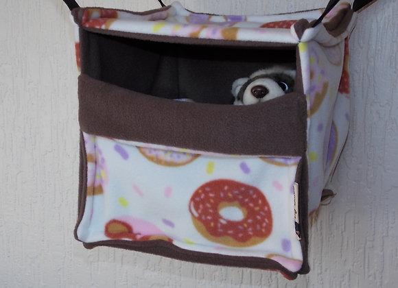 Cosy Cube + Blanket, Doughnuts.