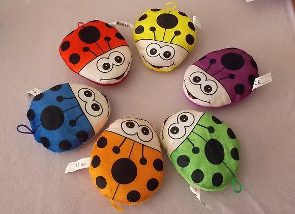 Plush Ladybird Toy.
