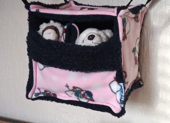 Cosy Cube + Blanket, Let It Snow!