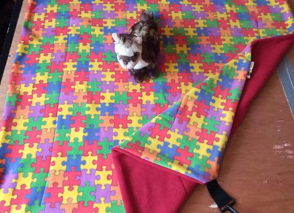 Giant 3ft x 3ft Hammock, Jigsaw.