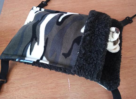 Small Snuggle Sack, Arctic Camo