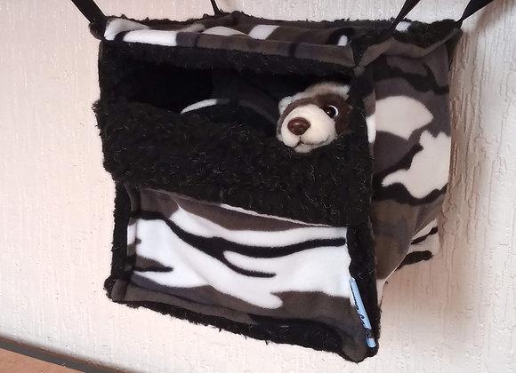 Cosy Cube + Blanket, Arctic  Camo.
