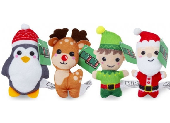 Christmas Character Soft Toy.
