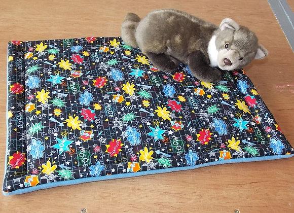 Padded Floor Mat, Pow Boom!