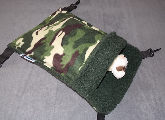 Small Snuggle Sack, Forest Camo.