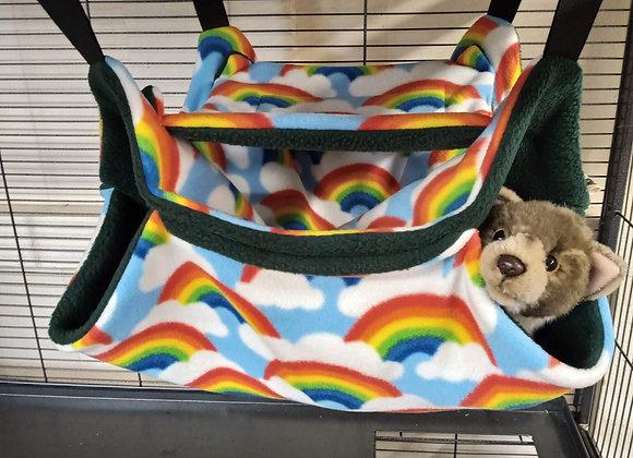 Triple Hammock, Rainbows