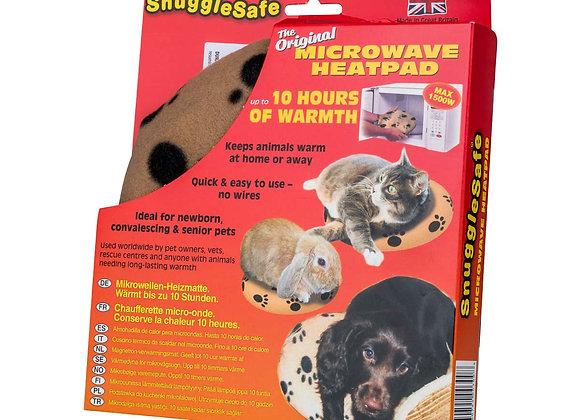 SnuggleSafe  Heatpad,Microwavable. Small Animal Version