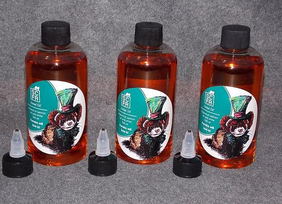 3x 250ml Bottles of Ferret Oil for £20 UK only