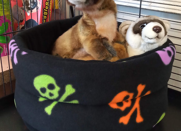 Padded Snuggly Bed, Jolly Roger.