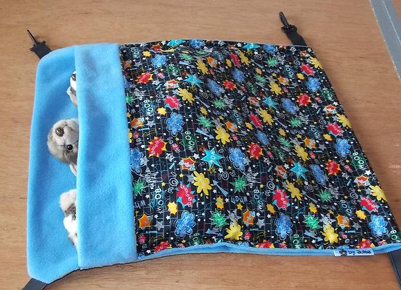 Giant Snuggle Sack, Pow Boom !