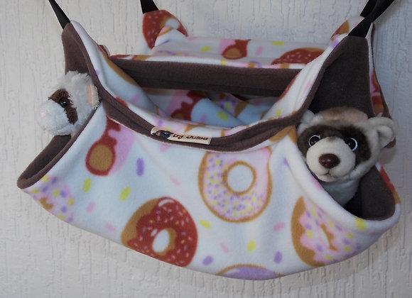 Triple Hammock, Doughnuts.