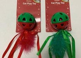 Christmas Play Ball & Tail.