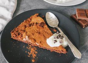 Moelleux au chocolat sans beurre