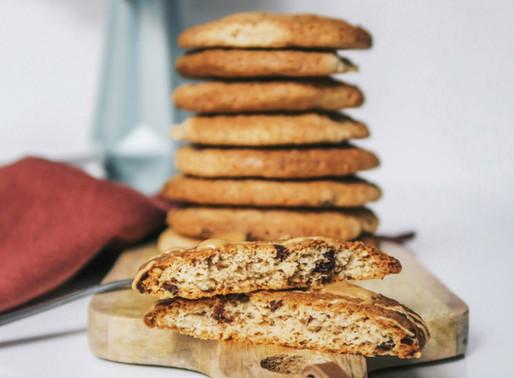 Cookies ultra gourmand à la poudre de noisettes