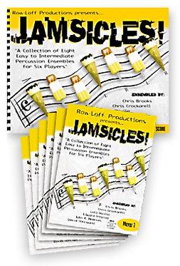 Jamsicles室內打擊樂重奏曲集