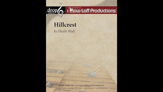【室內打擊樂】山丘 Hillcrest