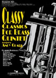 古典經典銅管五重奏 Classy Classics for Brass Quintet (一本總譜+6本分譜+CD)